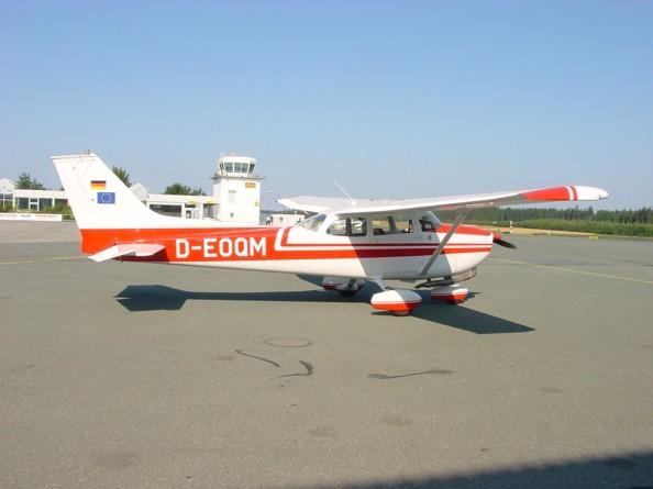 Rundflugmaschine Cessna C172