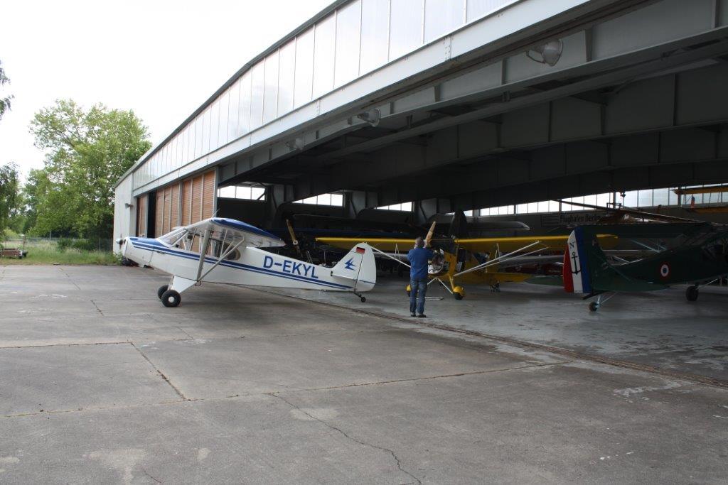 Fliegendes Museum Hangar