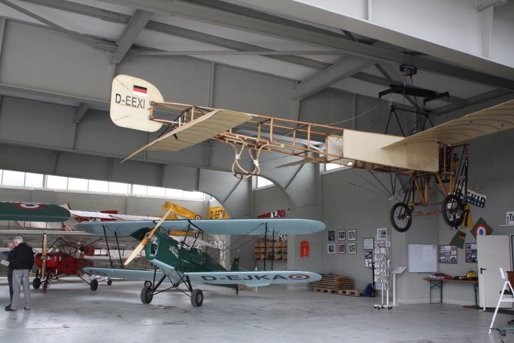 Oldtimer Hangar