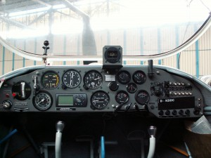 Cockpit SF25E